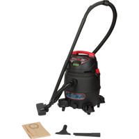 Industrial Wet/Dry Poly Vacuum SDN116 | Aurora Tools
