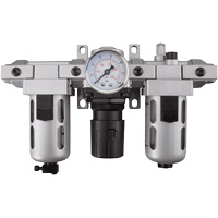 Modular Filter, Regulator & Lubricator (Gauge Included) TYY183 | Aurora Tools